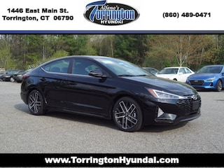 New 2019 Hyundai Elantra Sport Sedan in Torrington CT