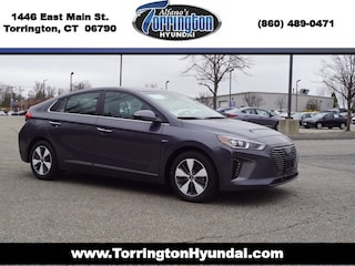 New 2019 Hyundai Ioniq Plug-In Hybrid Base Hatchback in Torrington CT