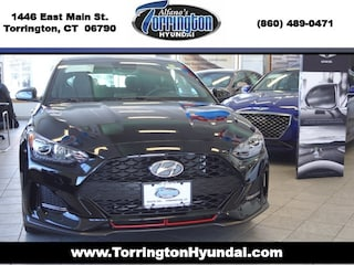 New 2019 Hyundai Veloster Turbo Hatchback in Torrington CT