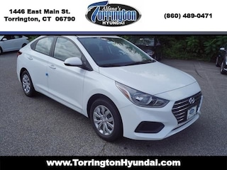 New 2019 Hyundai Accent SE Sedan in Torrington CT