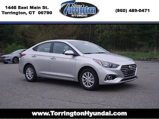 New 2019 Hyundai Accent SEL Sedan in Torrington CT