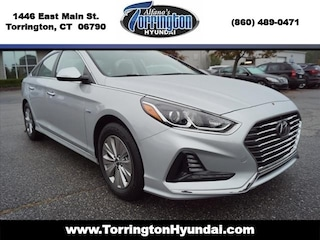 New 2018 Hyundai Sonata Hybrid SE Sedan in Torrington CT