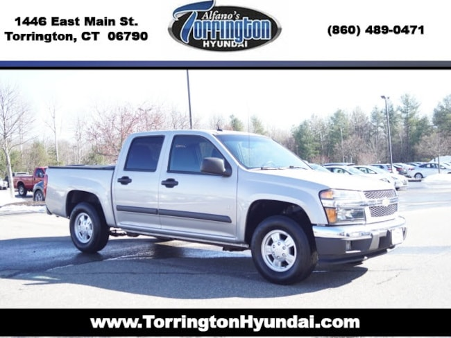 2008 Chevrolet Colorado LT Truck