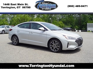 New 2019 Hyundai Elantra Limited Sedan in Torrington CT