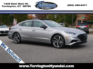 New 2021 Hyundai Sonata SEL Plus Sedan in Torrington CT