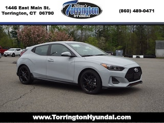 New 2019 Hyundai Veloster Turbo R-Spec Hatchback in Torrington CT