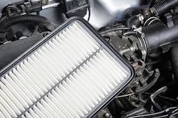 Nissan Air Filter Replacement!