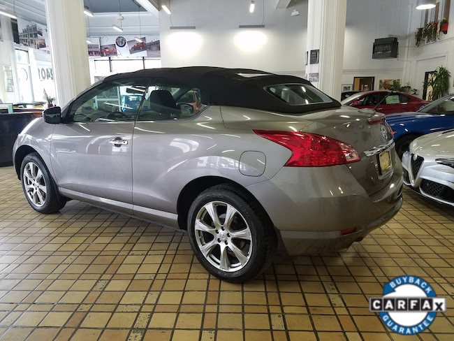 Used 2011 Nissan Murano Crosscabriolet Base For Sale Chicago Il
