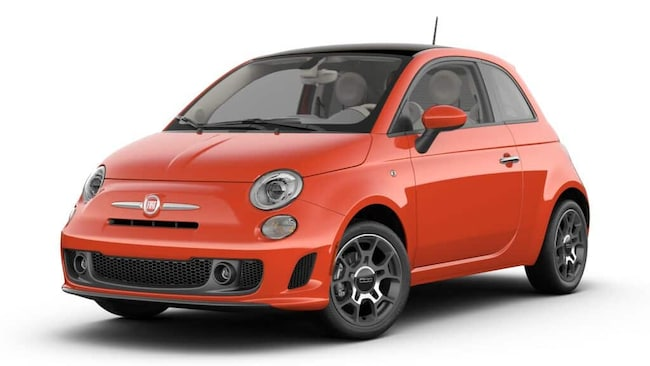 2019 FIAT 500 POP HATCHBACK Hatchback
