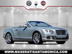 2013 Bentley Convertible