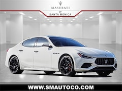 2018 Maserati Ghibli S GranSport Sedan