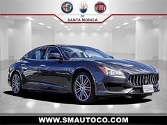 2017 Maserati Quattroporte S Sedan