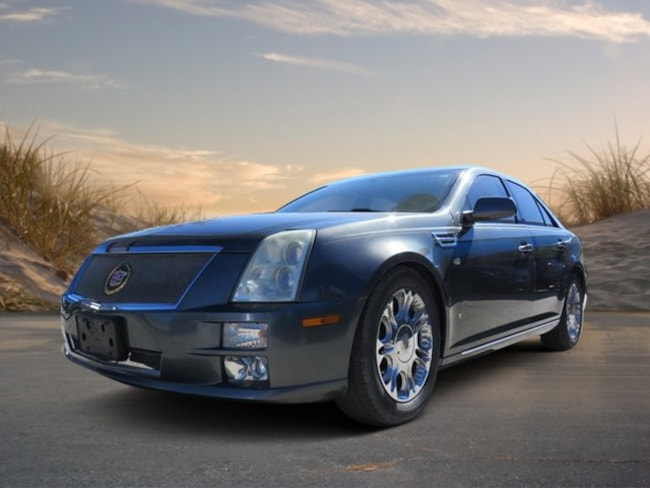 2008 CADILLAC STS V8 Sedan
