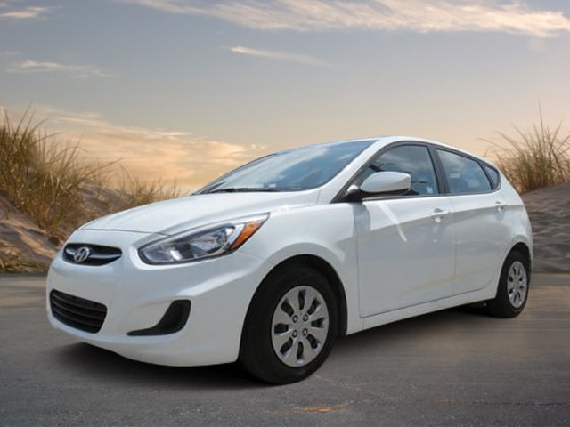 2016 Hyundai Accent Hatchback
