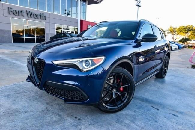 New 2019 Alfa Romeo Stelvio For Sale At Alfa Romeo Of Fort Worth