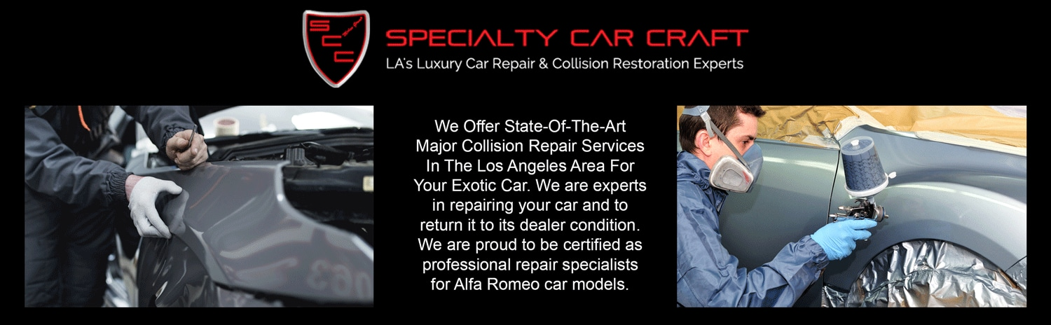 Specialty Car Craft Collision Center