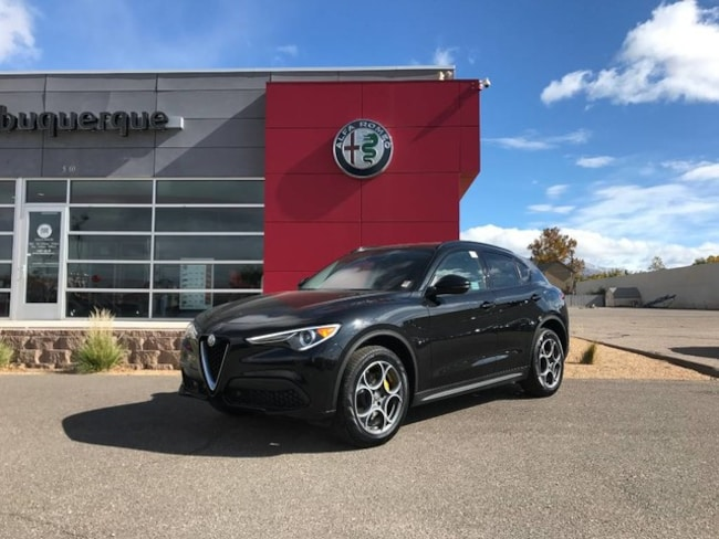 New 2019 Alfa Romeo Stelvio For Sale At Alfa Romeo Of Albuquerque