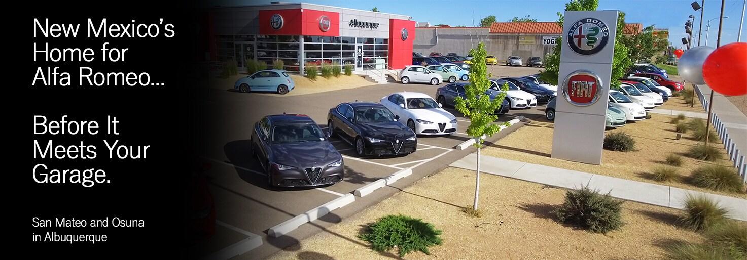 Alfa Romeo Of Albuquerque Vehicles For Sale In Albuquerque Nm 87109