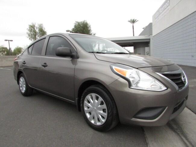 Used 2015 Nissan Versa For Sale | Avondale AZ
