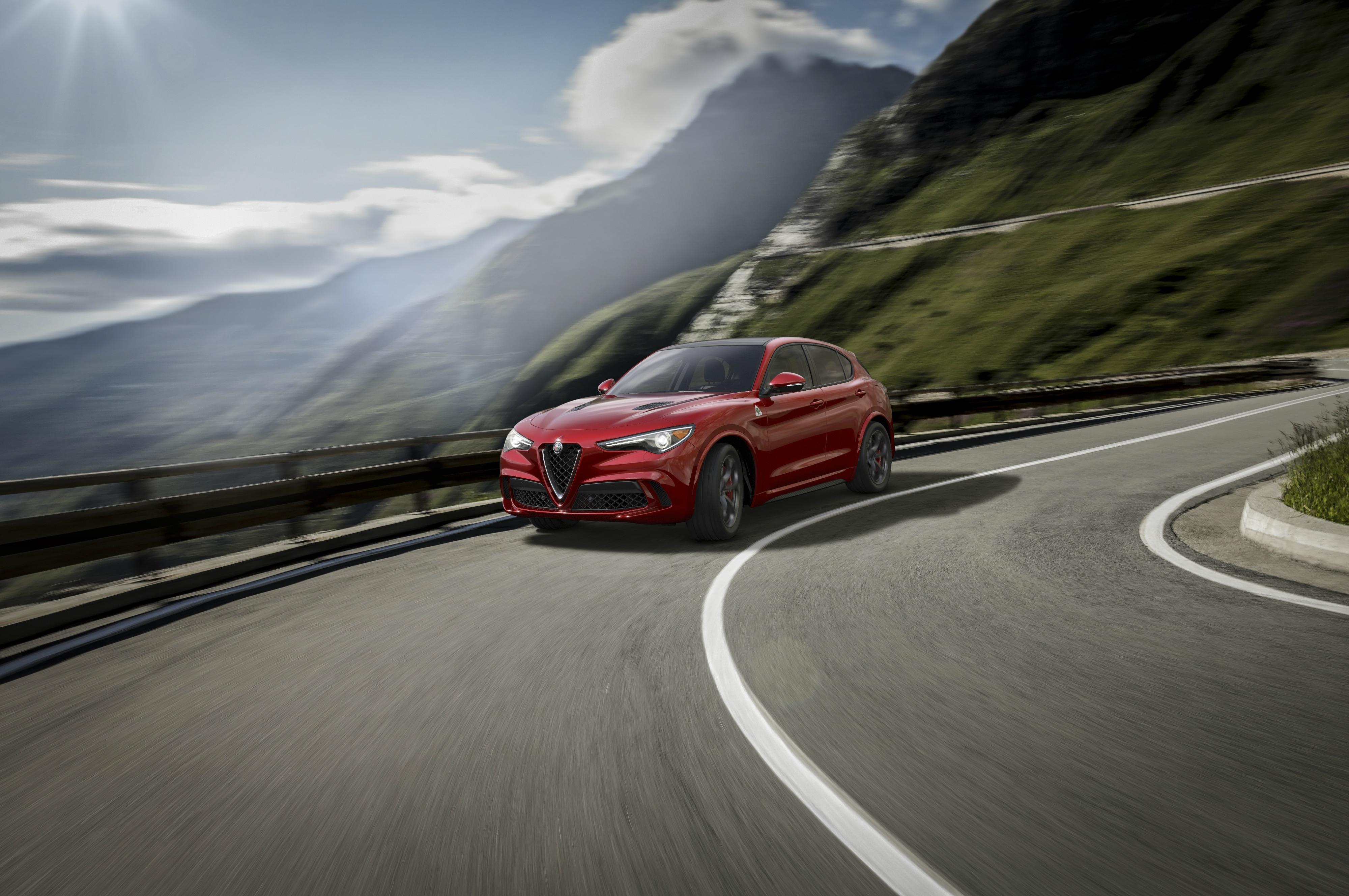 2018 Alfa Romeo Stelvio Quadrifoglio: Performance, Design >> The All New 2018 Stelvio Alfa Romeo Of Salt Lake City