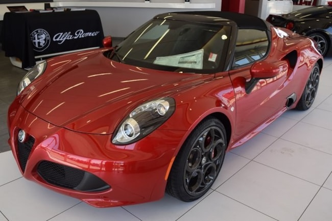 New Alfa Romeo C Spider For Sale Edmond OK - Alfa romeo spider new model