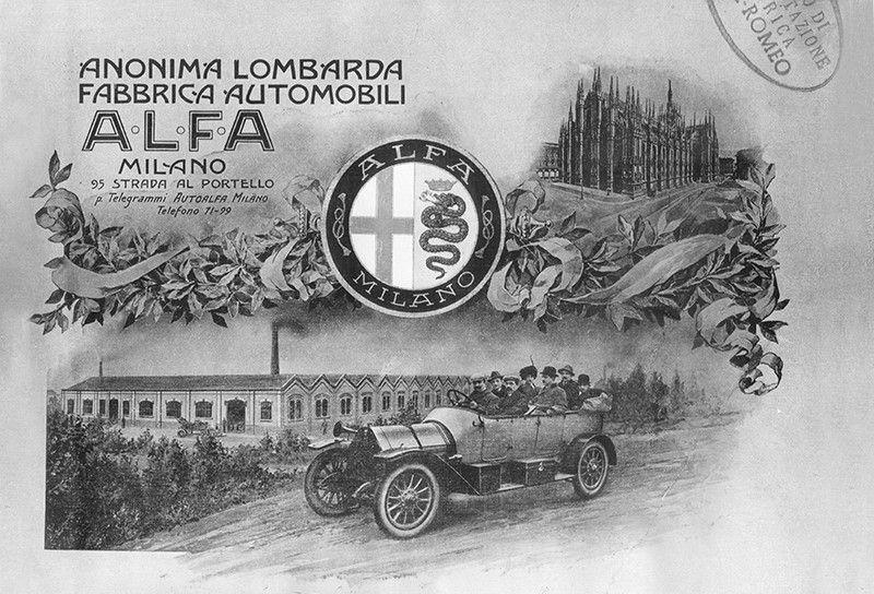 The History Of Alfa Romeo Alfa Romeo Of Edmond
