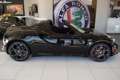 2018 Alfa Romeo 4C Spider Base Convertible