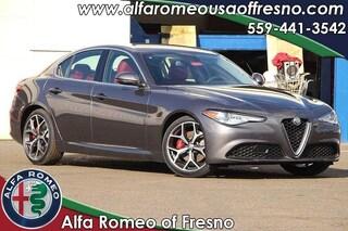 2019 Alfa Romeo Giulia RWD Sedan 9AG008