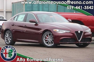 2019 Alfa Romeo Giulia RWD Sedan 9AG027