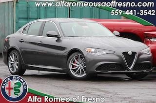 2019 Alfa Romeo Giulia RWD Sedan 9AG018