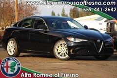 2019 Alfa Romeo Giulia RWD Sedan