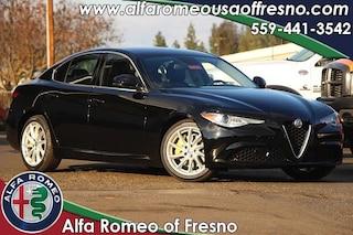2019 Alfa Romeo Giulia RWD Sedan 9AG003