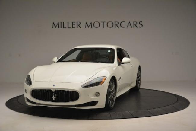 2011 Maserati GranTurismo S Automatic Coupe