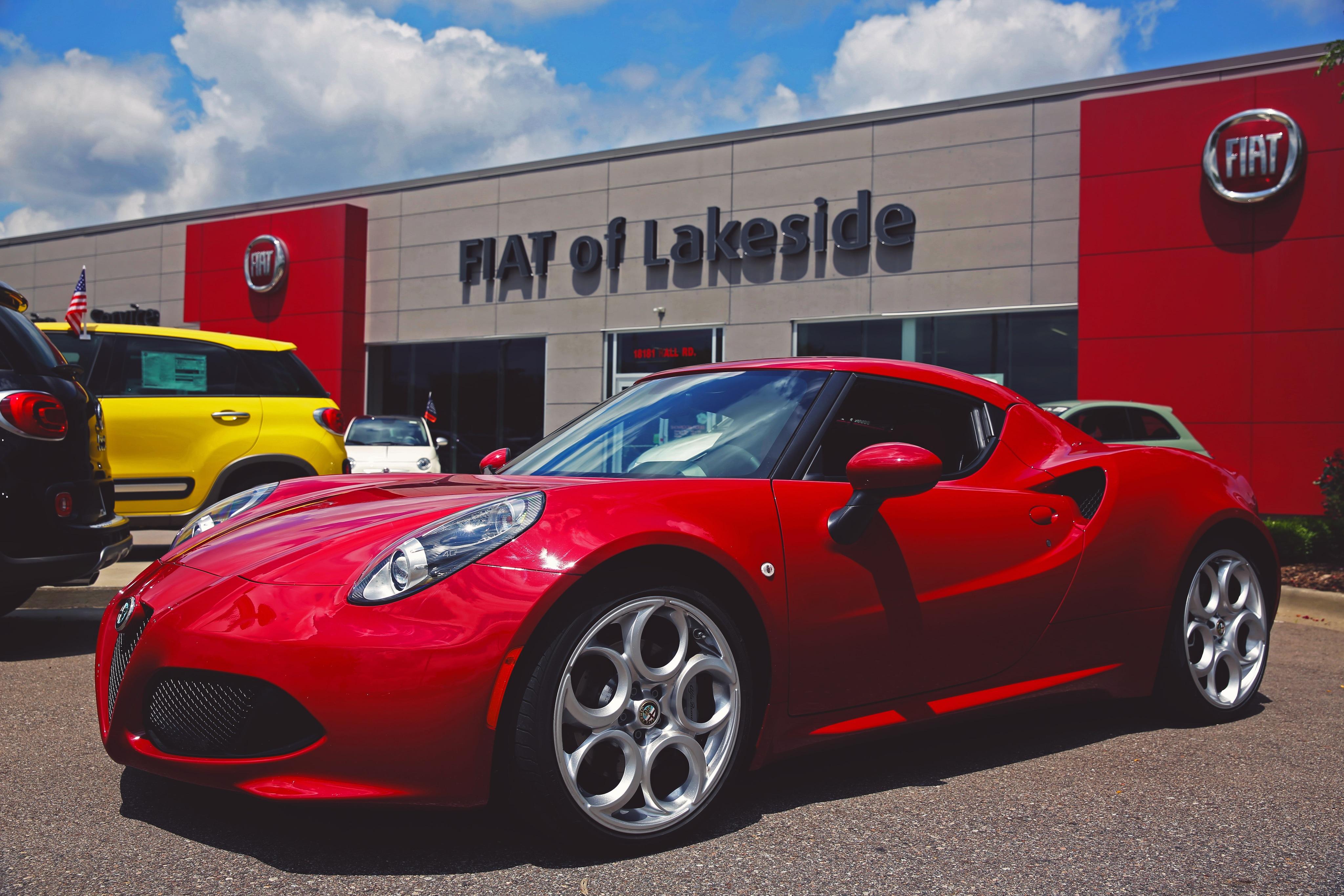 Alfa Romeo of Lakeside