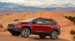 Jeep Cherokee Trim Levels