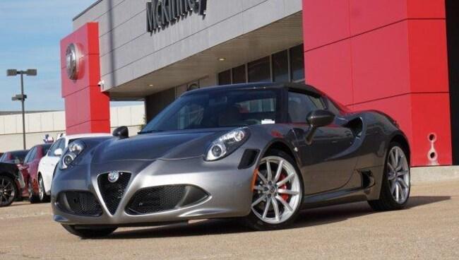 New Alfa Romeo C For Sale McKinney TX - Alfa romeo 4c sale