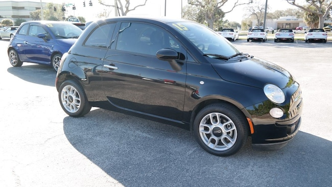 used 2015 fiat 500 for sale at alfa romeo of melbourne | vin