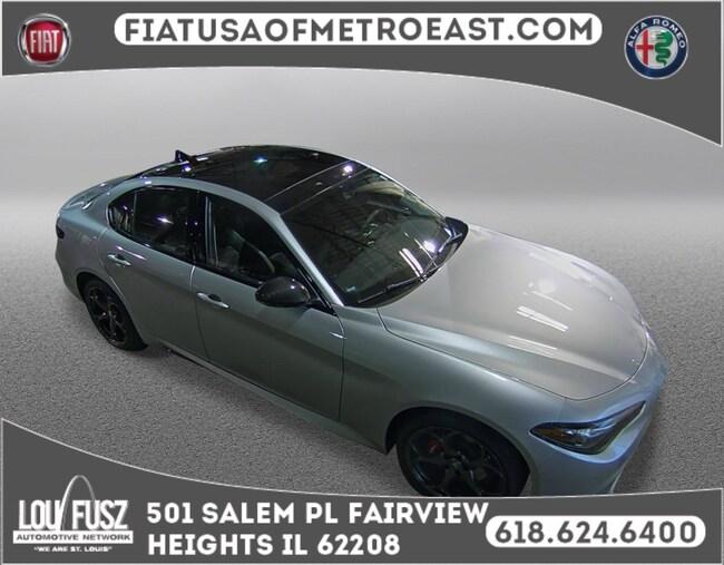 New 2019 Alfa Romeo Giulia For Sale At Alfa Romeo Of Metro East