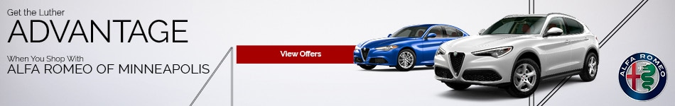 Get the Luther Advantage When You Shop With Alfa Romeo of Minneapolis