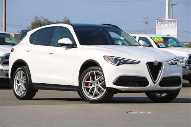 New 2019 Alfa Romeo Stelvio For Sale At Alfa Romeo Of Monterey Vin