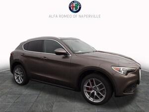 2019 Alfa Romeo Stelvio Ti LUSSO AWD