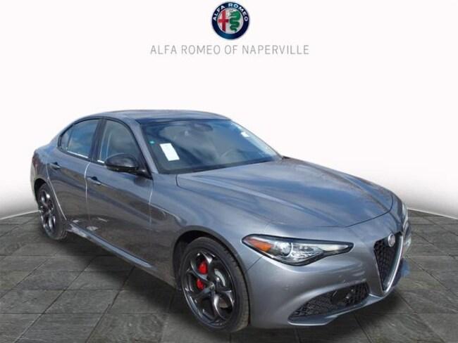 2019 Alfa Romeo Giulia Ti AWD Sedan