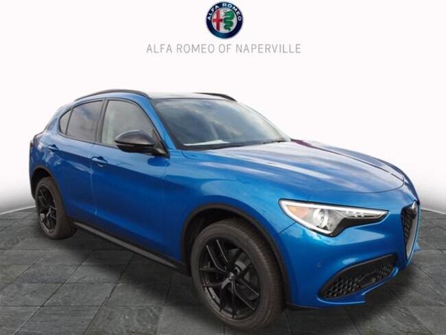 New 2019 Alfa Romeo Stelvio For Sale At Alfa Romeo Of Naperville