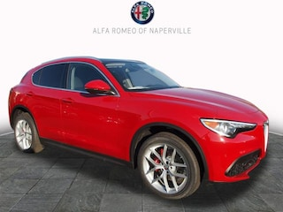 2019 Alfa Romeo Stelvio Ti AWD Sport Utility