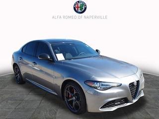 New 2019 Alfa Romeo Giulia Ti AWD Sedan in Naperville, IL