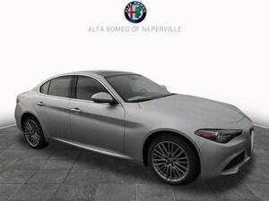 2019 Alfa Romeo Giulia Ti LUSSO AWD