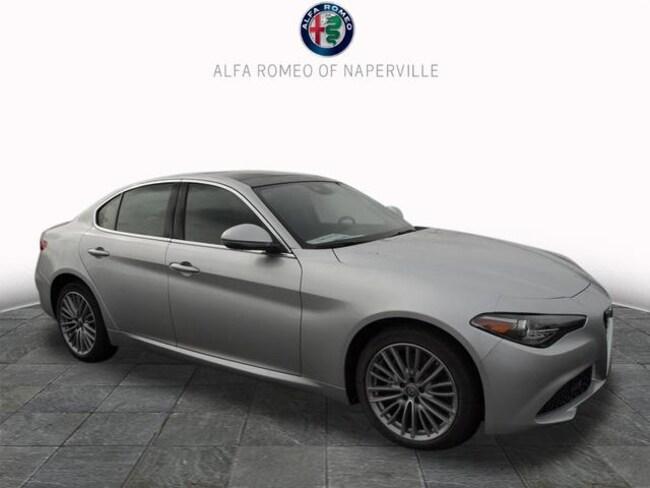 New 2019 Alfa Romeo Giulia For Sale At Alfa Romeo Of Naperville