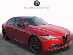 2019 Alfa Romeo Giulia Ti AWD