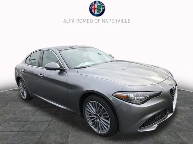 2019 Alfa Romeo Giulia Ti LUSSO AWD Sedan