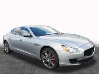 2014 Maserati Quattroporte GT S Sedan